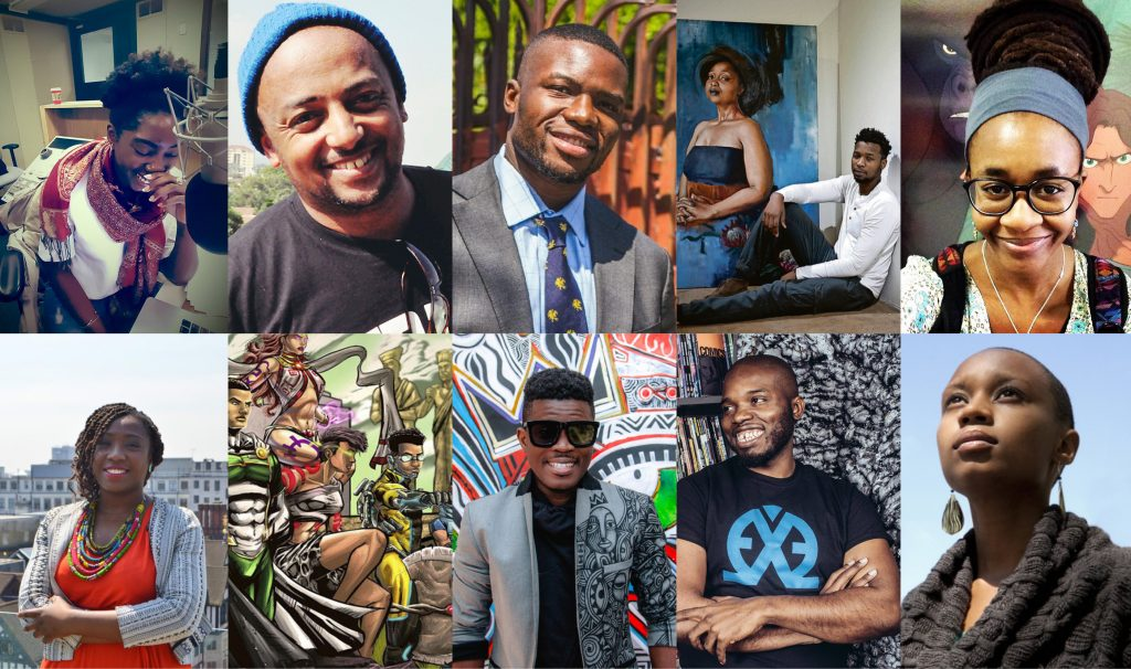 The Single Story Foundation 10 African Storytellers you need to know about now